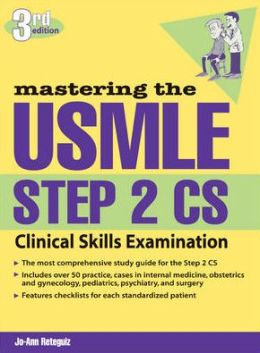 Mastering the USMLE Step 2 CS