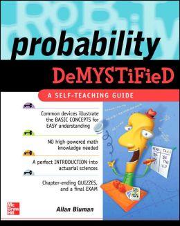 Probability Demystified