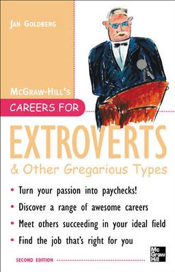 Careers For Extroverts & Other Gregarious Types, Second Ed.