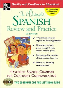 Utimate Spanish Review and Practice CD Edition