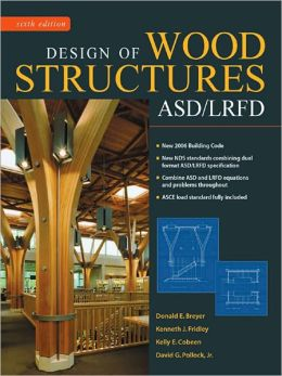 Design of Wood Structures-ASD/LRFD