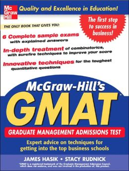 McGraw-Hill's GMAT