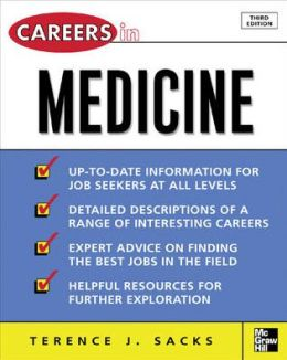 Careers In Medicine, 3rd Ed.