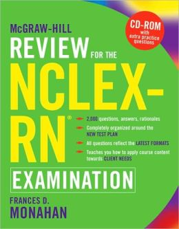 McGraw-Hill Review for the NCLEX-RN Examination