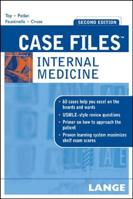 Case Files: Internal Medicine 2007