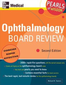 Ophthalmology Board Review