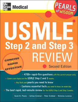 USMLE Step 2 and Step 3 Review (Pearls of Wisdom Series)