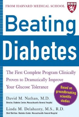 Beating Diabetes (A Harvard Medical School Book)