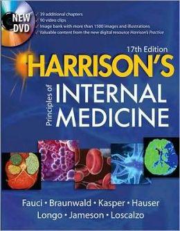 Harrison's Principles of Internal Medicine, 17th Edition