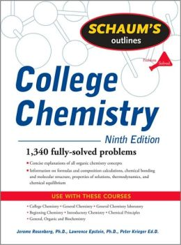 College Chemistry: Theory and Problems