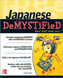 Japanese: A Self-Teaching Guide