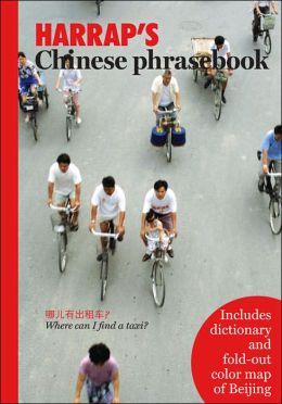 Harrap's Chinese Phrasebook