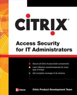 Citrix Access Suite Security for IT Administrators