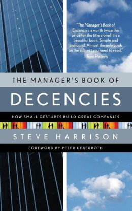 The Manager's Book of Decencies