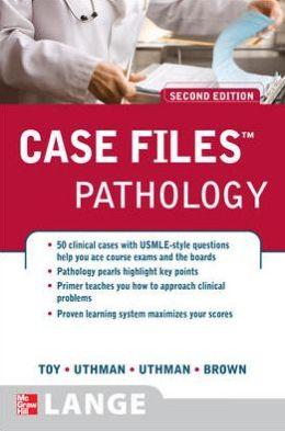 Case Files Pathology, Second Edition