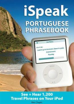iSpeak Portuguese