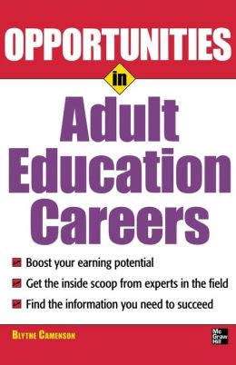 Opportunities in Adult Education