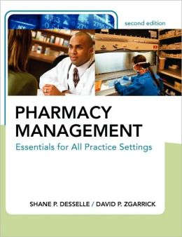 Pharmacy Management, Second Edition