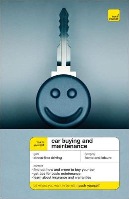 Car Buying and Maintenance