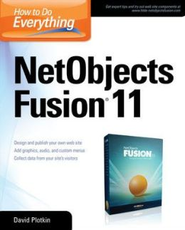 How to Do Everything with NetObjects Fusion 11