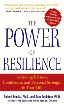 The Power of Resilience : Achieving Balance, Confidence, and Personal Strength in Your Life