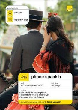 Phone Spanish