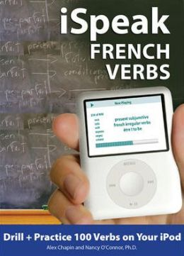 iSpeak French Verbs (MP3 CD + Guide)