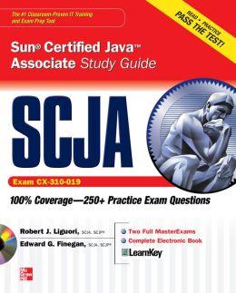 SCJA Sun Certified Java Associate Study Guide (Exam CX-310-019)