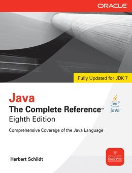 Java The Complete Reference, Eighth Edition