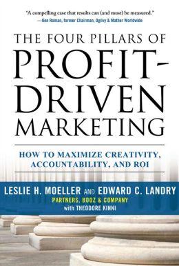 The Four Pillars of Profit-Driven Marketing: How to Maximize Creativity, Accountability, and ROI