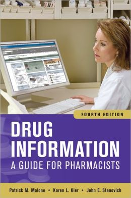 Drug Information - A Guide for Pharmacists