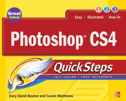 Photoshop CS 4 QuickSteps (ebook)