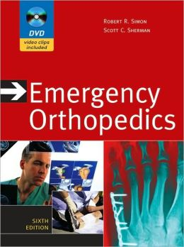 Emergency Orthopedics Book and DVD