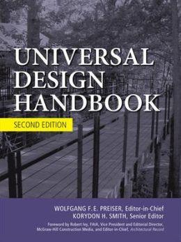 Universal Design Handbook, 2E