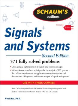 Schaum's Outline of Signals and Systems