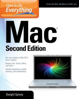 How to Do Everything Mac, Second Edition