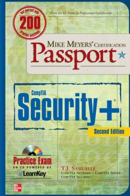 Mike Meyers' CompTIA Security+ Certification Passport, Second Edition