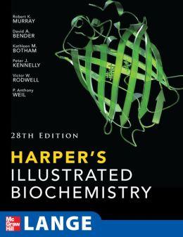 Harper's Illustrated Biochemistry, 28th Edition