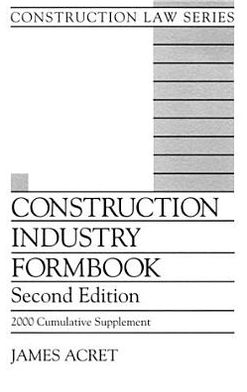 Construction Industry Formbook