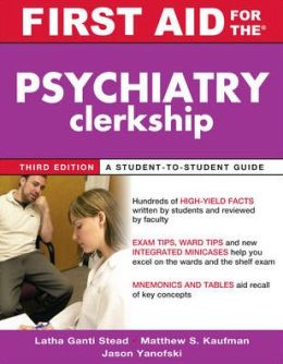 The Psychiatry Clerkship