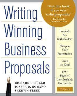 Writing Winning Business Proposals