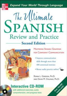 Ultimate Spanish Review and Practice with CD-ROM