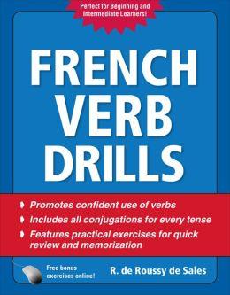 French Verb Drills, Fourth Edition