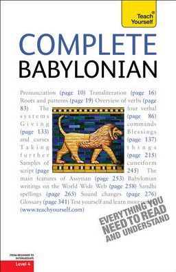 Complete Babylonian: A Teach Yourself Guide