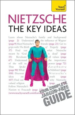 Nietzsche -- The Key Ideas: A Teach Yourself Guide