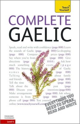 Complete Gaelic: A Teach Yourself Guide