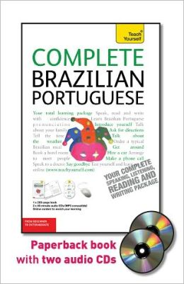 Complete Brazilian Portuguese with Two Audio CDs: A Teach Yourself Guide