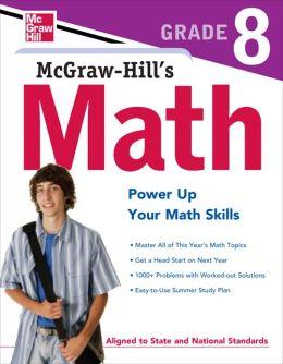 McGraw-Hill Math Grade 8
