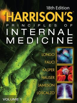 Harrison's Principles of Internal Medicine, 18th Edition (Volumes 1 and 2)