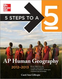 5 Steps to a 5 AP Human Geography